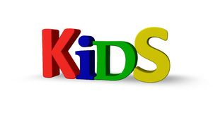 Kids Stock Image