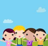 Kids Stock Image