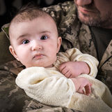 Kids Against War Royalty Free Stock Images