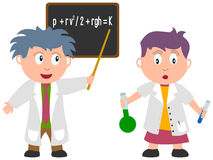 Free Kids And Jobs - Science Stock Image - 7364381