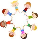 Kids around Royalty Free Stock Image