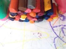Kids Art Royalty Free Stock Images