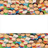 Kids background Royalty Free Stock Photos