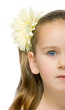 Kids beauty portrait Stock Image