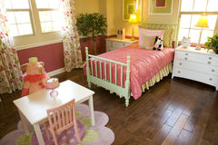 Kids bedroom 1810 Stock Photography