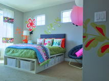 KIds bedroom Stock Photo
