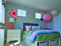 KIds bedroom Stock Images