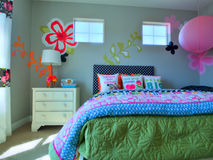 KIds bedroom Royalty Free Stock Photo