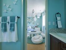 KIds bedroom Stock Photography