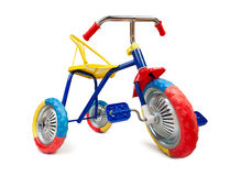 Kids bicycle Royalty Free Stock Photo