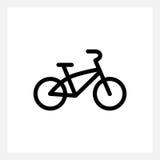 Kids Bike Icon royalty free illustration