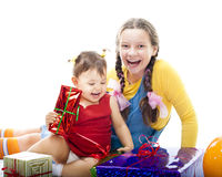 Kids birthday Royalty Free Stock Image