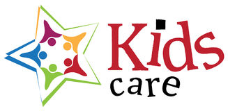 Kids care Stock Images