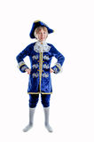 Kids carnival costume Stock Images