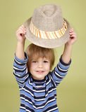 Kids Clothing and Fashion Stock Image