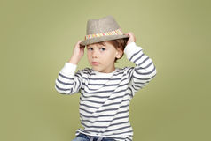 Kids Clothing and Fashion Royalty Free Stock Photography