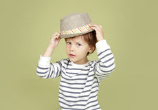 Kids Clothing and Fashion Royalty Free Stock Photos