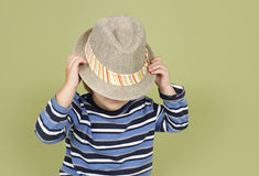 Kids Clothing and Fashion Stock Photo
