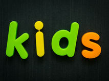 Kids concept Royalty Free Stock Image