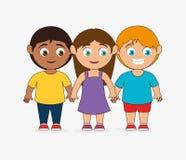 Kids design. Stock Image