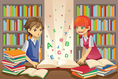 Kids education Stock Images