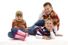 Kids fashion Stock Images