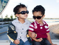 Kids Fashion Stock Photo
