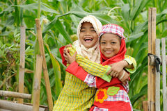 Kids Friendship Royalty Free Stock Image