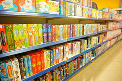Kids games Stock Images