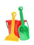 Kids garden tools Stock Images