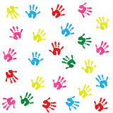Kids hands Royalty Free Stock Photo