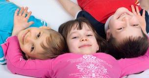 Kids Having Fun Stock Images