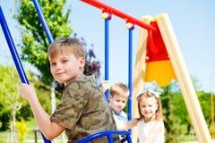 Kids having fun Stock Photos