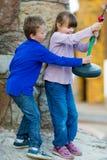 Kids having fun Stock Photography