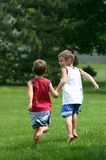 Kids Holding Hands Royalty Free Stock Photo