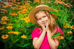 Kids imagination Stock Images