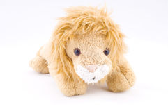 Kids lion toy Stock Image