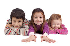 Kids Royalty Free Stock Photography