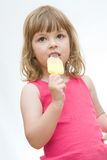 Kids love ice cream Royalty Free Stock Images