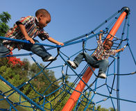 Free Kids On Ropes Stock Images - 5489394