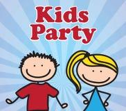 Kids party Stock Photos