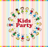 Kids Party Royalty Free Stock Photography