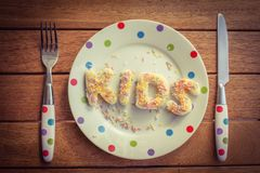 Kids Party Royalty Free Stock Photos