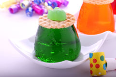 Kids Party Food Royalty Free Stock Photos
