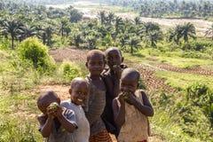 Kids place - livingstone and stanley burundi Stock Photography