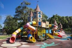 Kids Playground Stock Image