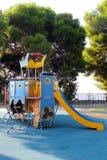 Kids playground Stock Photo