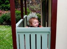 Kids playhouse Royalty Free Stock Image