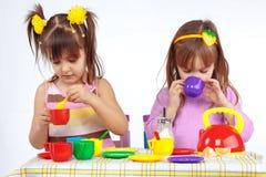 Kids playing Royalty Free Stock Photo