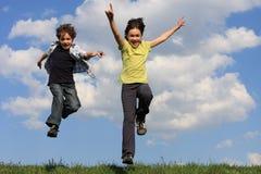 Free Kids Playing Royalty Free Stock Photo - 5128175